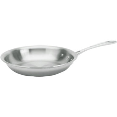 "jcpenney.com | Calphalon® 8"" Tri-Ply Stainless Steel Omelette Pan"