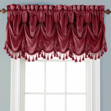 jcpenney.com | Royal Velvet® Hilton Rod-Pocket Tuck Valance