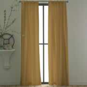 Linden Street™ Ellis Thermal Rod-Pocket/Back-Tab Curtain Panel