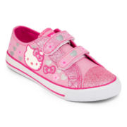 Hello Kitty® Fallon Girls Sneakers - Little Kids