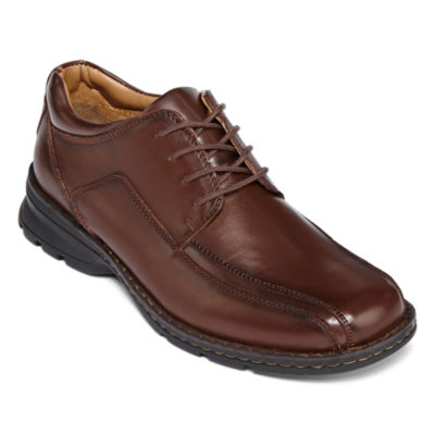 dockers® trustee mens leather casual shoesjcpenney