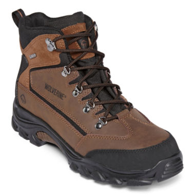 Wolverine® Spencer Mens Waterproof Hiking Boots - JCPenney