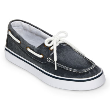 jcpenney.com | St. John's Bay® Inlet Mens Canvas Boat Shoes