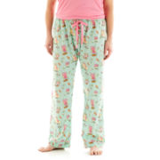 Insomniax® Cotton Drawstring Sleep Pants - Plus