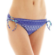 Arizona Keyhole Hipster Swim Bottoms