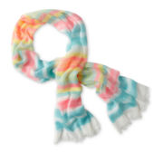 Joe Fresh™ Striped Scarf - Girls