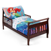 NoJo® Disney Ariel 4-pc. Toddler Bedding Set