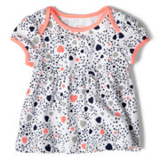 Joe Fresh™ Print Tunic - Girls 3m-24m