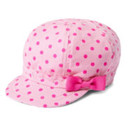 Joe Fresh™ Dot Cabbie Hat - Girls