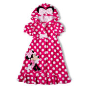 Disney Pink Minnie Mouse Cover-Up - Girls 2-10