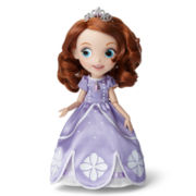 Disney Sofia the First Singing Doll