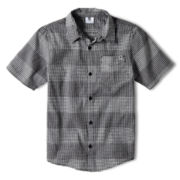 DC Shoes Co® Debunker Button Down Shirt - Boys 8-20