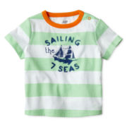 Joe Fresh™ Short-Sleeve Graphic Tee - Boys 3m-24m