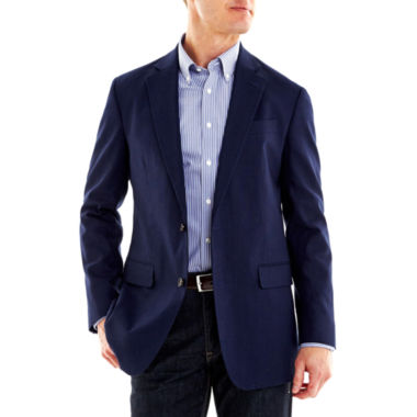 Stafford® Linen-Cotton Sport Coat - Classic Fit - JCPenney