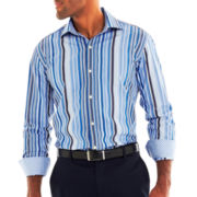 TailorByrd Button-Front Shirt