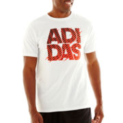 adidas® Split Shockwave Tee