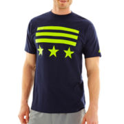 adidas® Bars And Stripes Tee