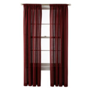 Royal Velvet® Sadler Rod-Pocket Curtain Panel