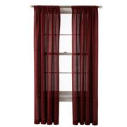 Royal Velvet® Sadler Rod-Pocket Curtain Panel