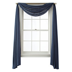 Royal Velvet® Sadler Window Scarf