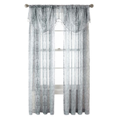 jcpenney.com | Royal Velvet® Bailey Window Treatments