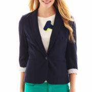 jcp™ Knit Blazer