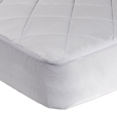 jcpenney.com | Sealy® Naturals Cotton Crib Mattress Pad
