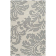 Surya® Athena Wool Rectangular Rug