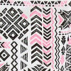 Fun Pink Tribal
