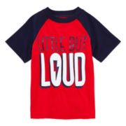Okie Dokie® Short-Sleeve Graphic Tee - Boys 2t-5t