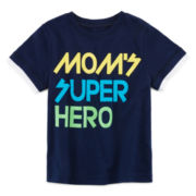 Okie Dokie® Short-Sleeve Graphic Tee – Boys 2t-5t