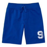 Okie Dokie® French Terry Shorts – Boys 2t-5t