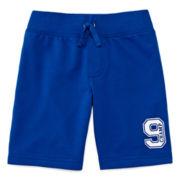 Okie Dokie® French Terry Shorts – Boys 2t-5t
