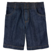 Okie Dokie® Denim Shorts – Boys 2t-5t