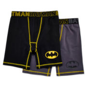 Batman 2-pk. Boxer Briefs – Boys S-XL
