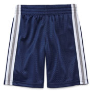 Okie Dokie® Athletic Shorts – Boys 4-7
