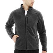 Xersion™ Mockneck Polar Fleece Jacket