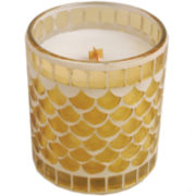 WoodWick® Mosaic Coconut Hibiscus Candle