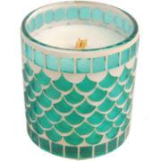 WoodWick® Mosaic Sapphire Sea Candle