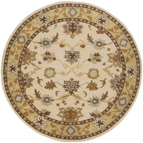 Surya® Caesar Wool Round Rug