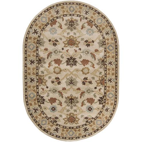 Surya® Caesar Wool Oval Rug