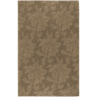jcpenney.com | Surya® Mystique Wool Floral Rectangular Rug