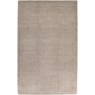 jcpenney.com | Surya® Mystique Wool Meander Rectangular Rugs