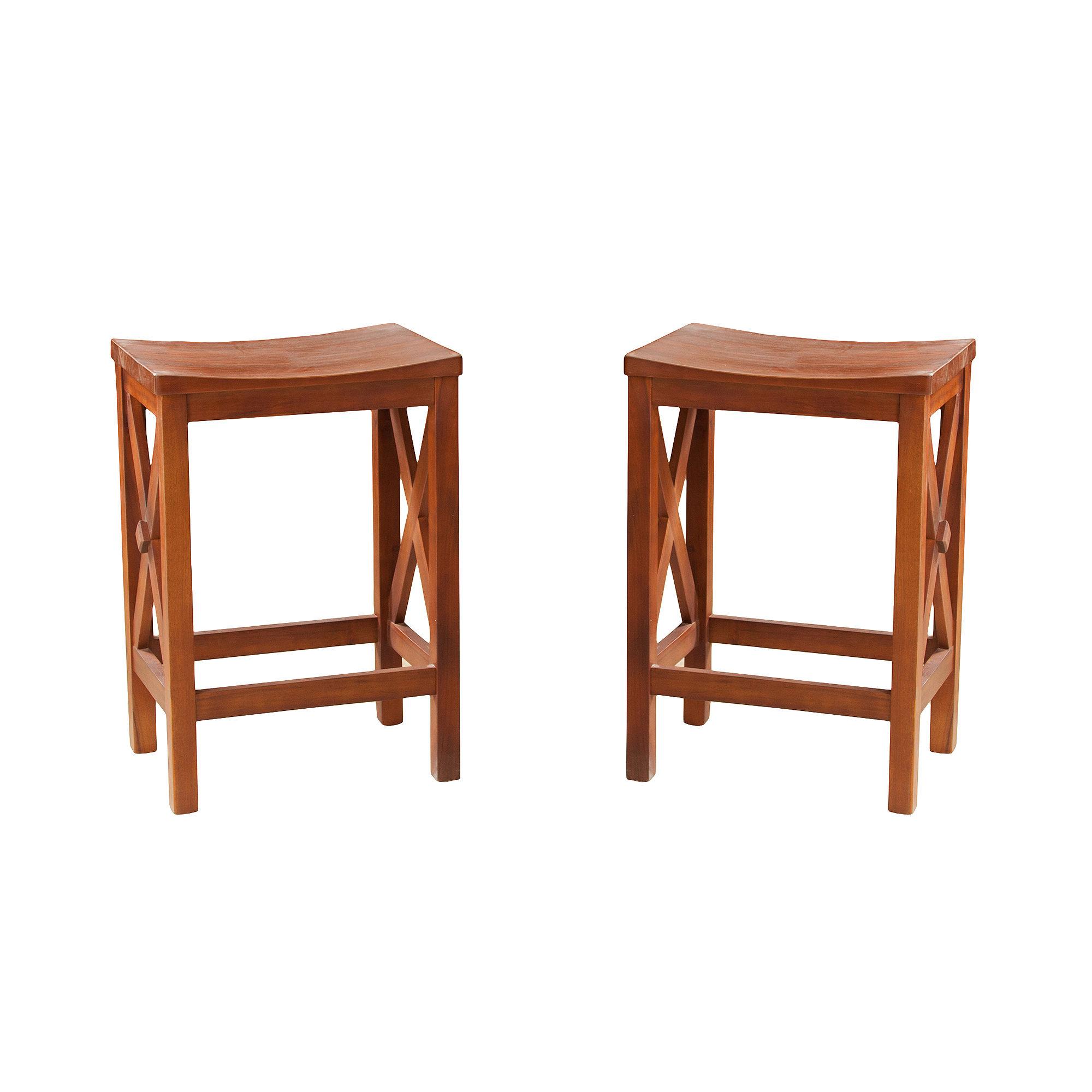 backless counter stools torrington set of 2 backless counter stools ...