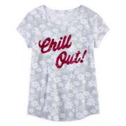 Arizona Short-Sleeve Graphic Tee - Girls 7-16 and Plus