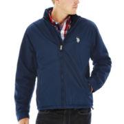 U.S. Polo Assn.® Fleece-Lined Jacket