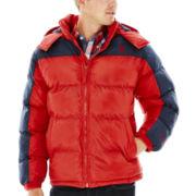 U.S. Polo Assn.® Colorblock Bubble Coat