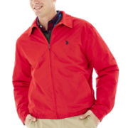 U.S. Polo Assn.® Micropoly Golf Jacket