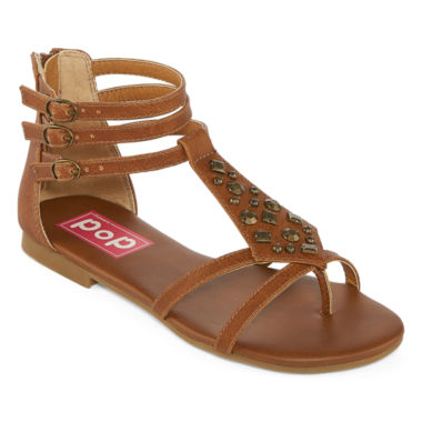 jcpenney.com | Pop Satiny Womens Strap Sandals