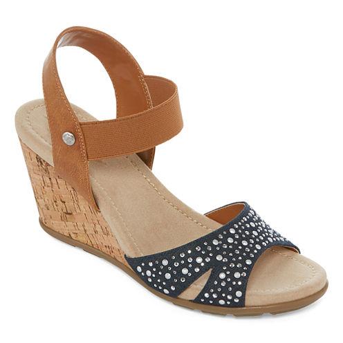 St. Johns Bay Lancaster Womens Sandal
